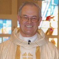 Msgr. Donal Sheahan : In Residence Priest