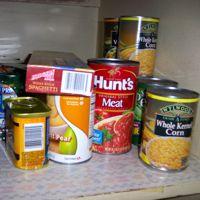 Casa de los Pobres Food Drive
