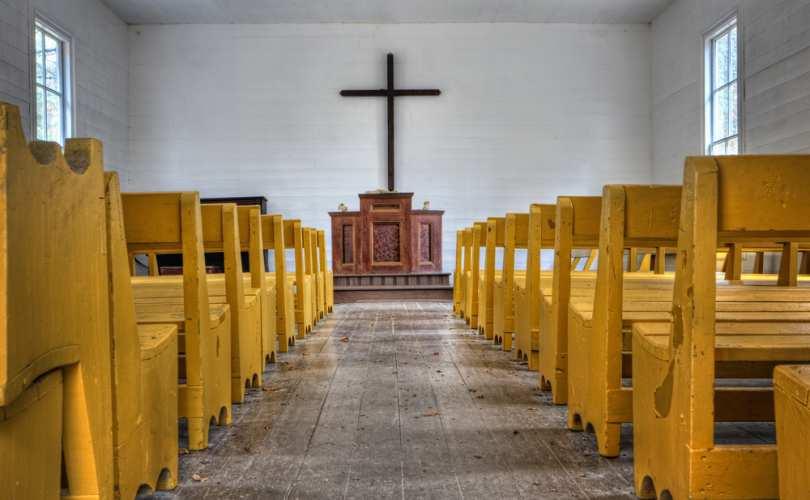 Four Churches on C: A Walk through History Tour