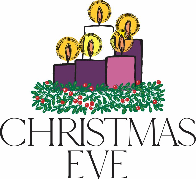 Christmas Eve Schedule