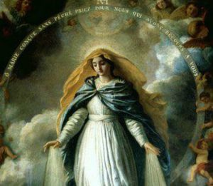Immaculate Conception School Mass Video
