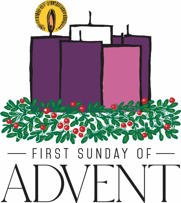 first sunday of advent year b mass video sacred. Black Bedroom Furniture Sets. Home Design Ideas