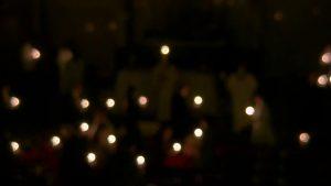 Easter Vigil Mass Video March 31st, 2018