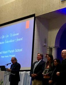 Congratulations Sacred Heart Parish School!
