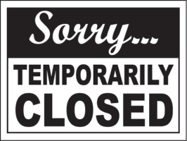 Ministry Center Temporarily Closed