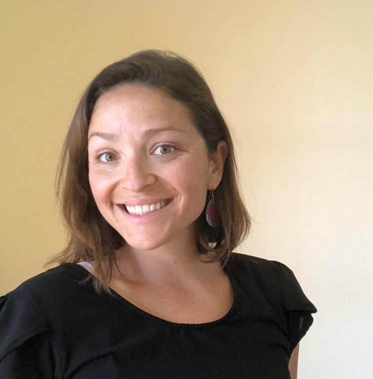 Sarah Thorseth : Young Adult Coordinator