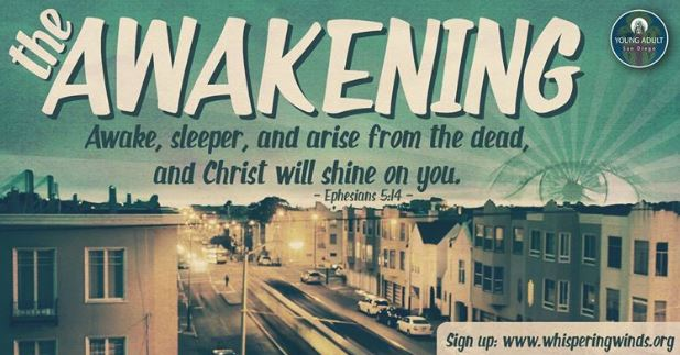 The Awakening Annual Young Adult Retreat