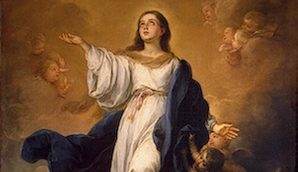 Feast of the Immaculate Conception of the Blessed Virgin Mary (Holy Day)