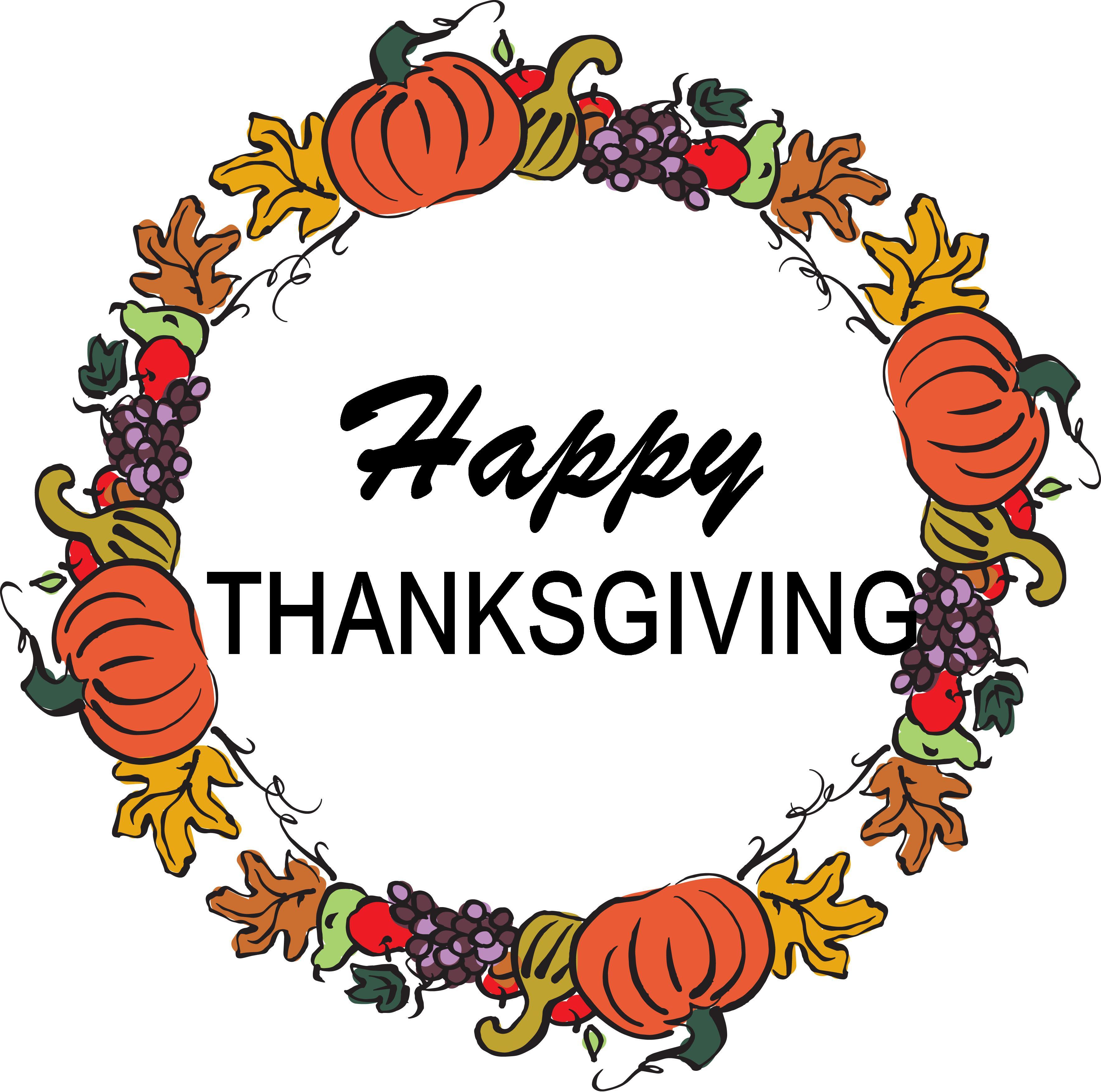 Thanksgiving Liturgy Schedule