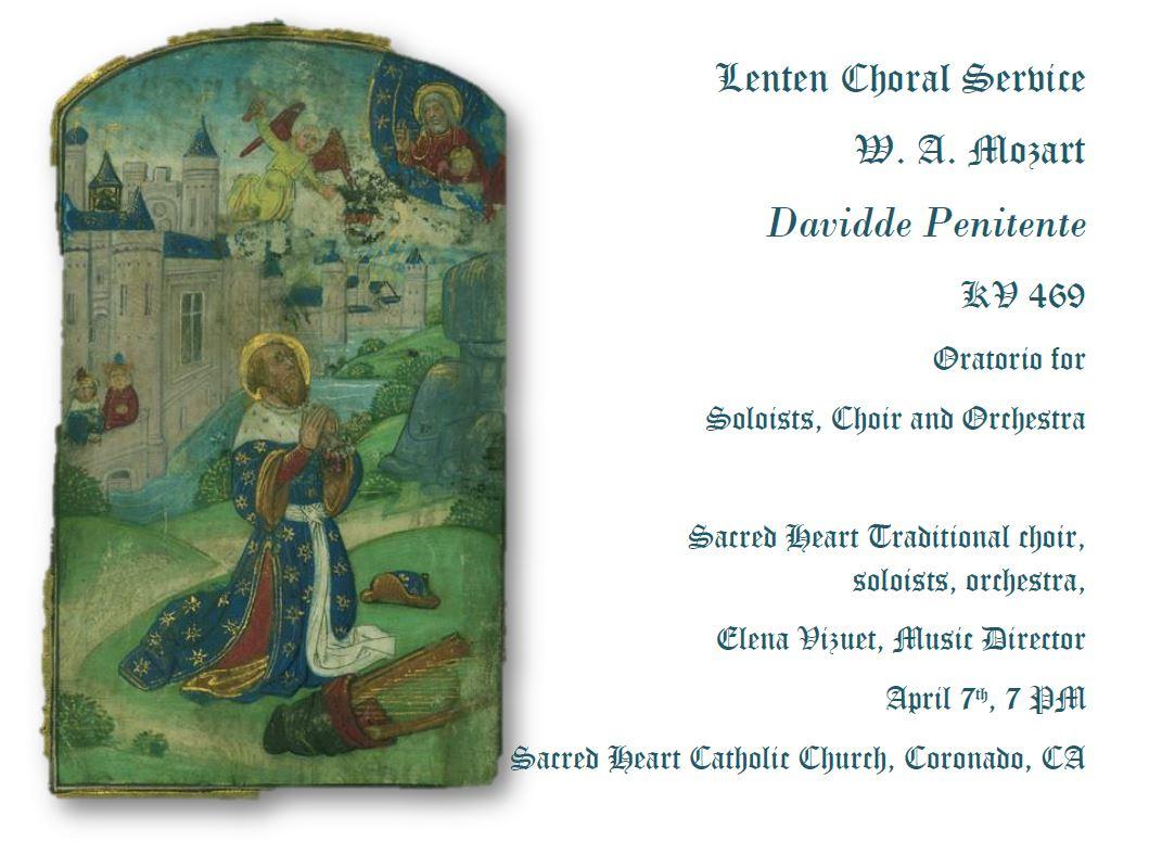 2019 Lenten Choral Service