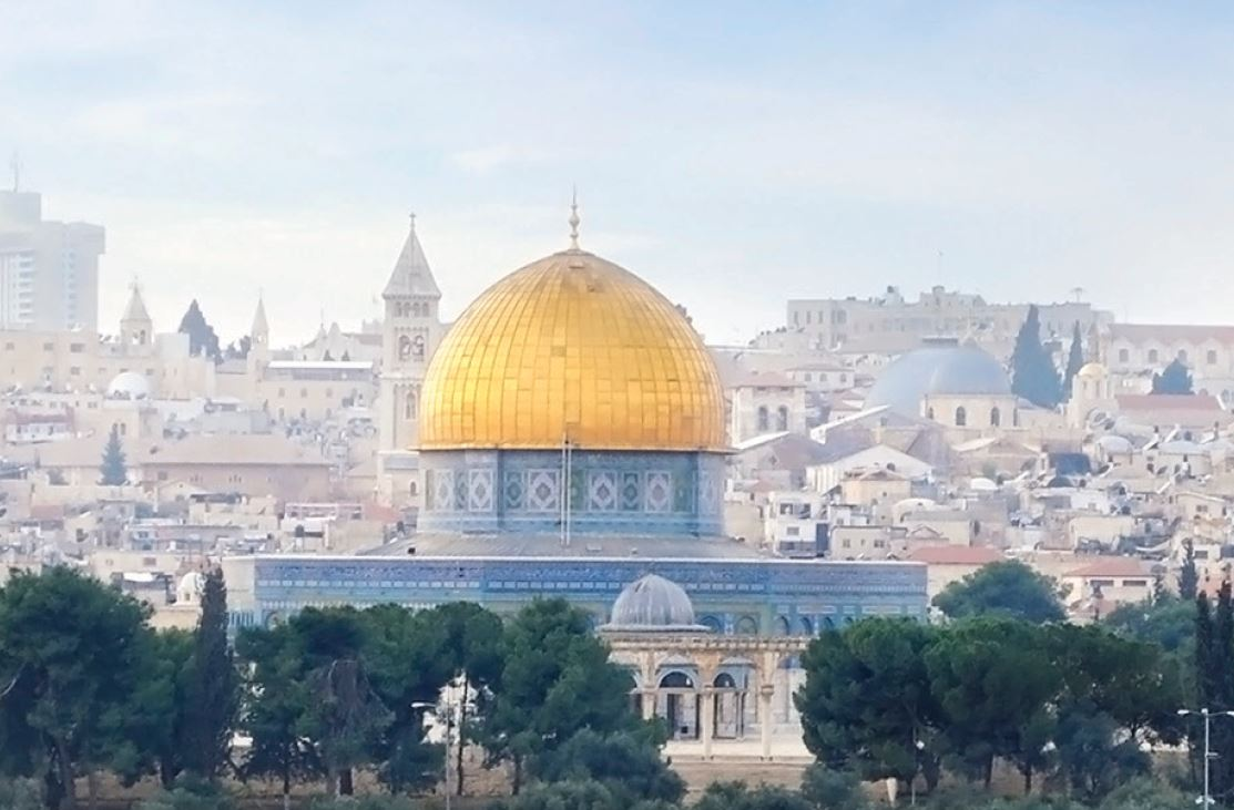 Visit the Holy Land with Fr. Mike Murphy and Dotti Hulburt July 13-24, 2020