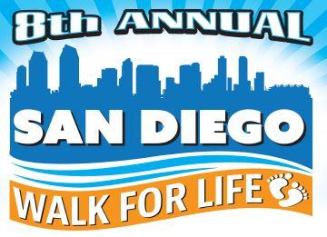 8th Annual San Diego Walk for Life